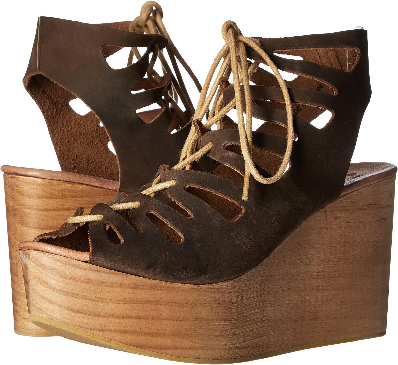 Oneka Wedge Sandal