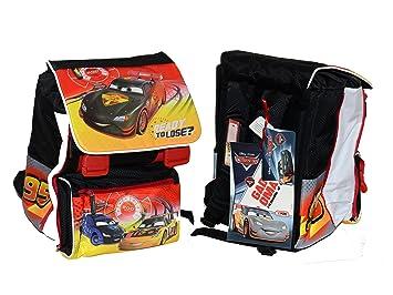1e28d4e7b1 Disney Car Zaino primino estensibile con gadgets: Amazon.it: Giochi e  giocattoli