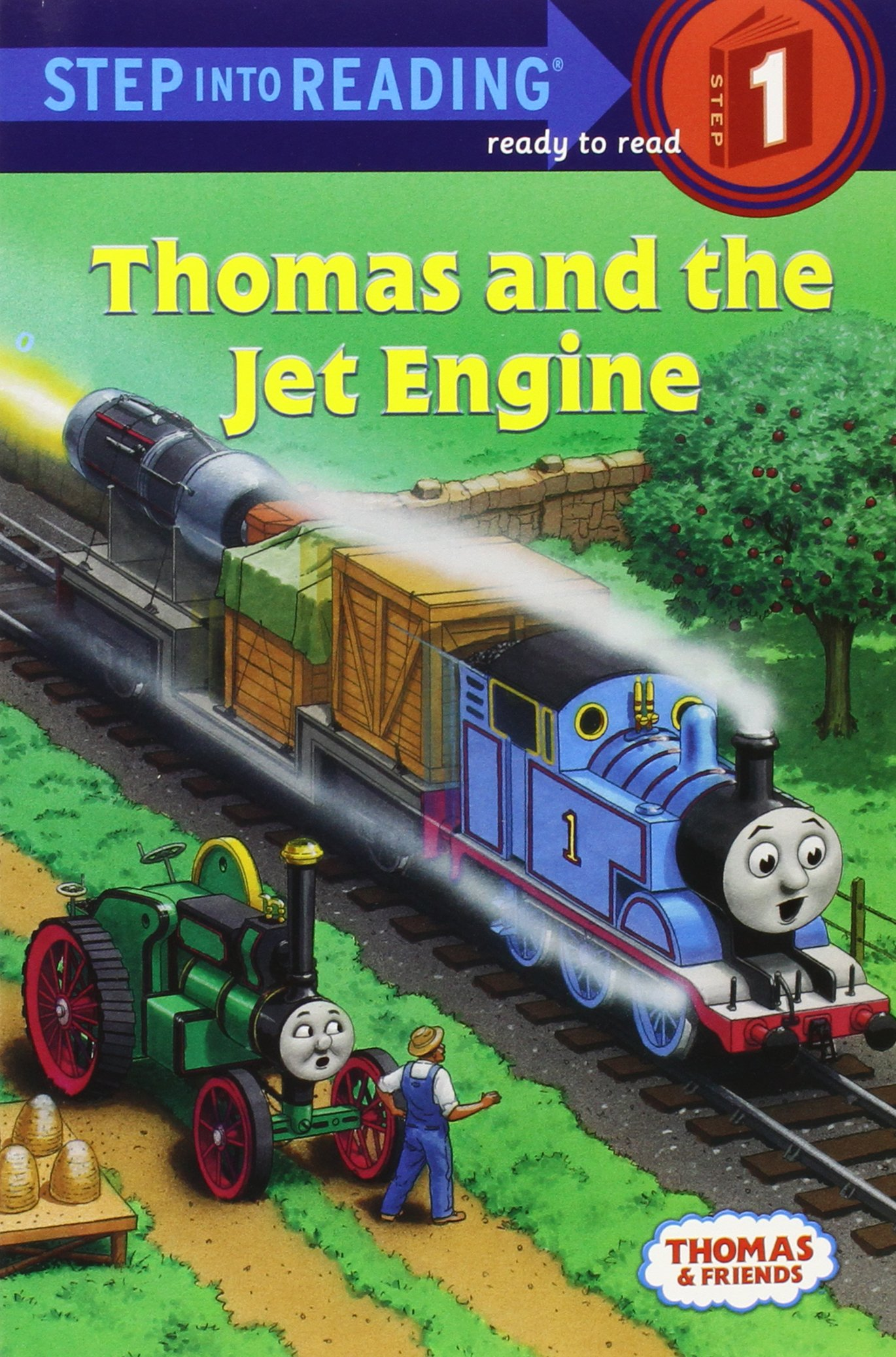 Amazon: Thomas And The Jet Engine (thomas And Friends) (9780375842894):  R Schuyler Hooke: Books