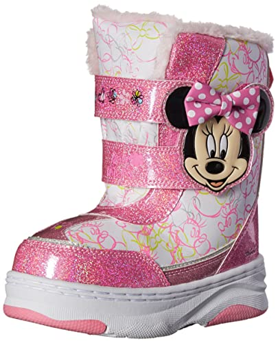 los angeles 2019 real beauty Josmo Character Shoes Kids' Disney Minnie C/W Boot - K