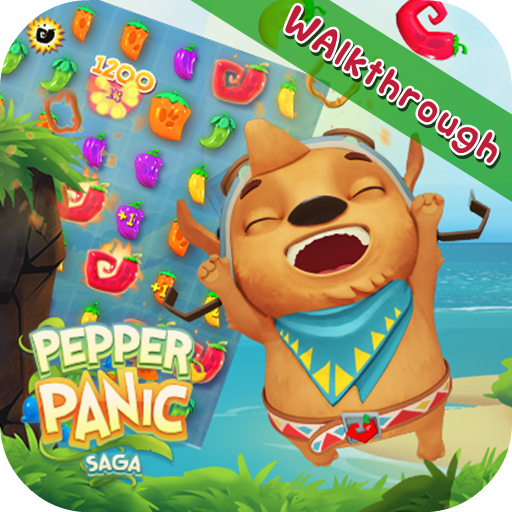 Amazon Com Pepper Panic Saga Walkthrough Appstore For Android