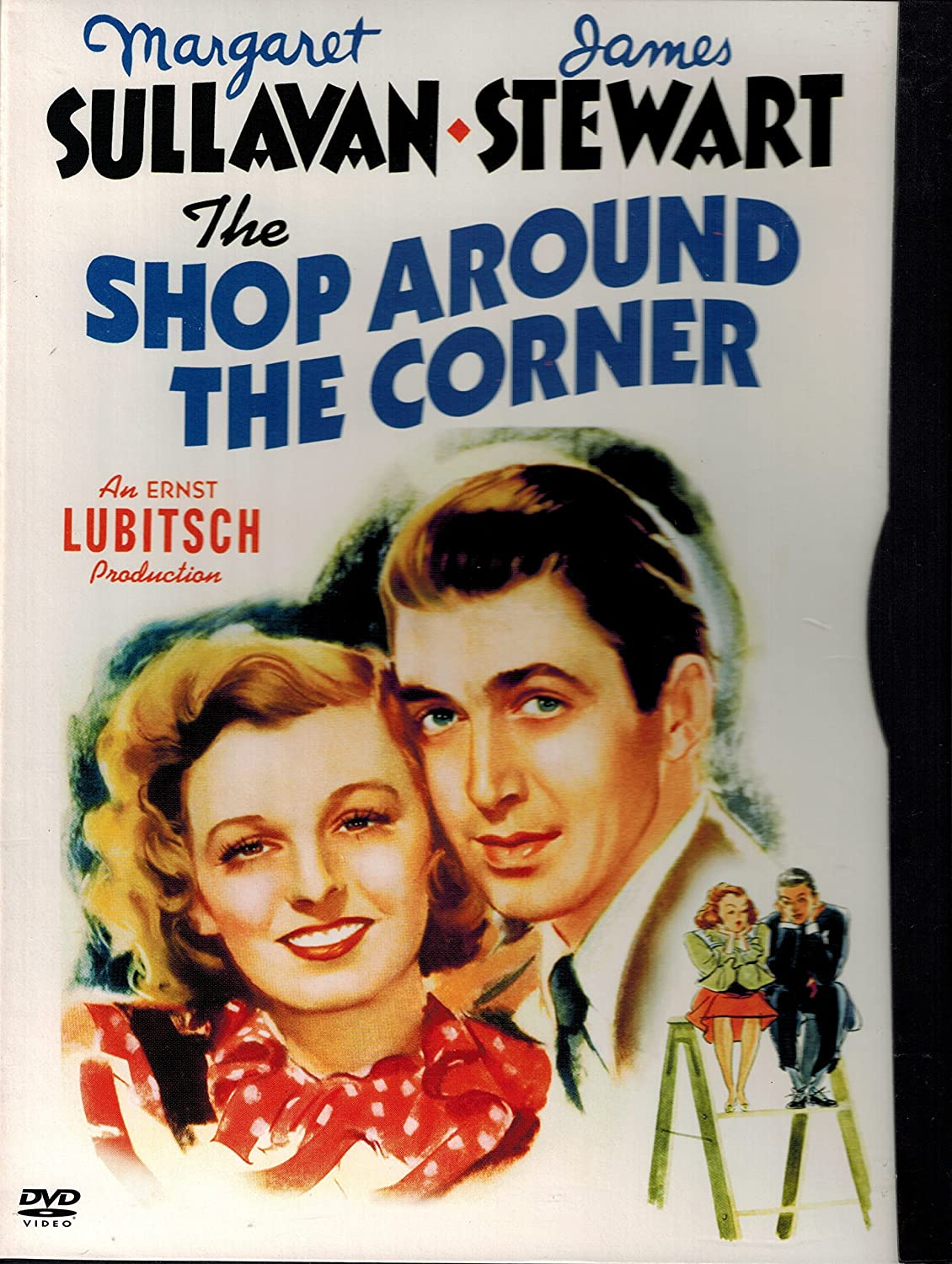 Amazon.com: The Shop Around the Corner: Margaret Sullavan, James ...