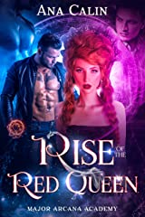 Rise of the Red Queen: Major Arcana Academy Book 2 Kindle Edition