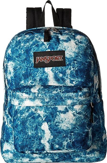 6a47b803a Amazon.com: JanSport Unisex Super FX Acid Wash Poly Canvas One Size ...