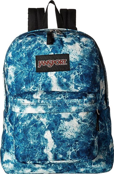 6561508c2302 Amazon.com  JanSport Unisex Super FX Acid Wash Poly Canvas One Size ...