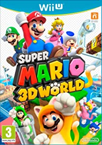 Super Mario 3D World [Importación Francesa]