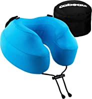 Cabeau Evolution S3 Travel Pillow, Memory Foam Airplane Neck Pillow for Travel, Breathable & Machine Washable Soft Cover, 36