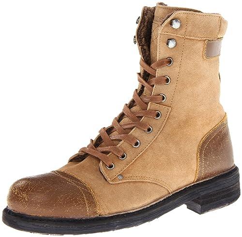 sports shoes 7e3a5 09601 DIESEL - Stivali Anfibi da Uomo Butch & Cassidy - Marrone ...