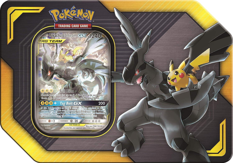 Pokémon TCG: TAG Team Tin, Multi