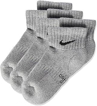 premium selection 65486 4aa00 Nike Children Everyday Cushioned Quarter Socks (3 Pairs), Children s,  SX6844-063