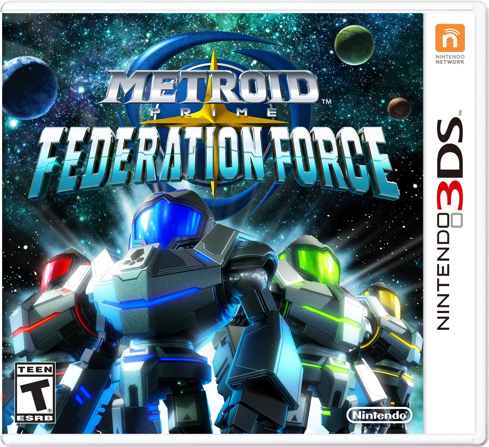 Image result for metroid prime federation force 3ds