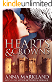 Hearts and Crowns (The Anarchy Medieval Romance Book 1)