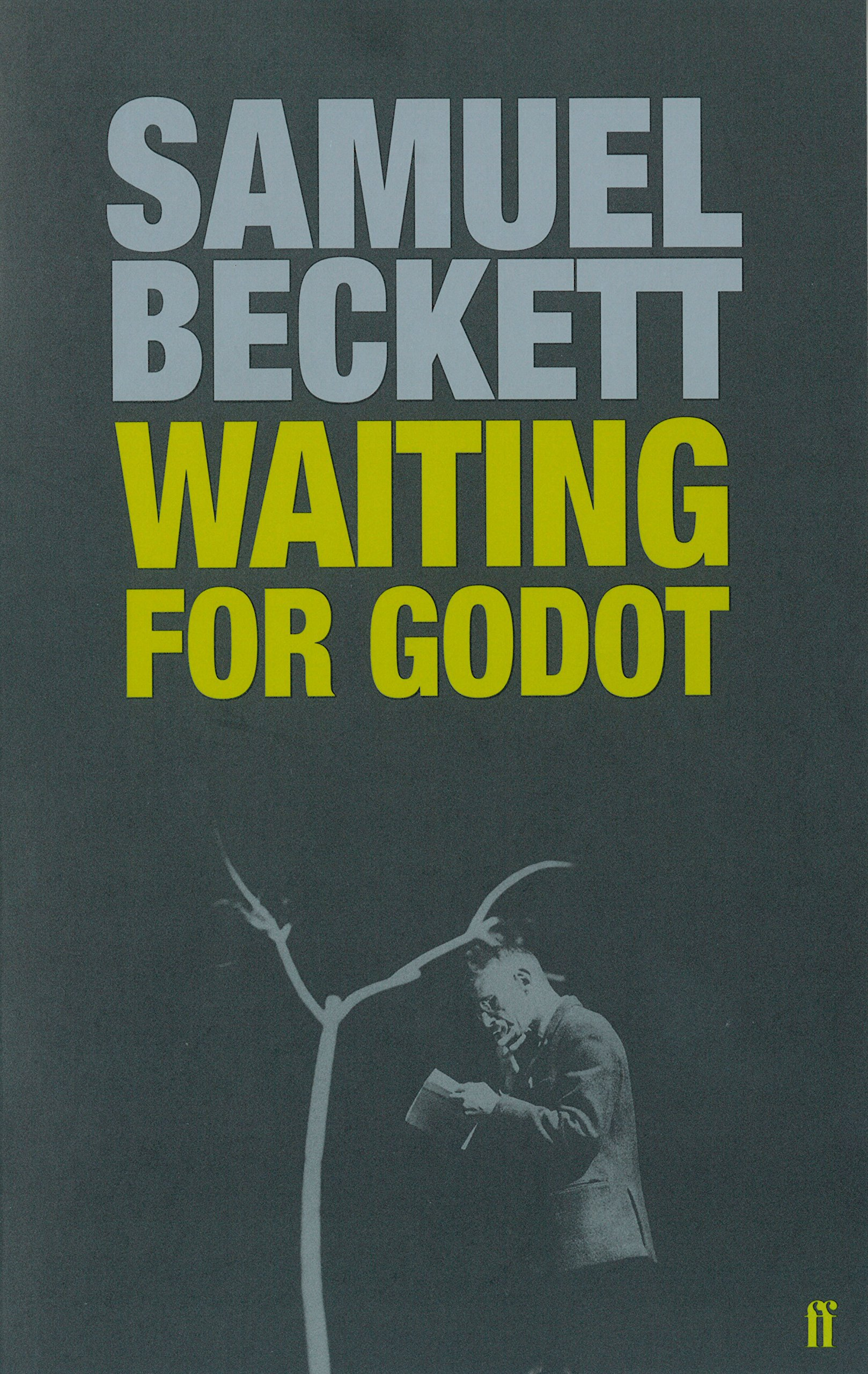 who wrote waiting for godot