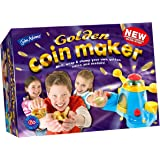 Childs / Kids Fun and Creative Activity Kit Toy - Golden Coin Maker - Make Your Own Gold Coins and Medals