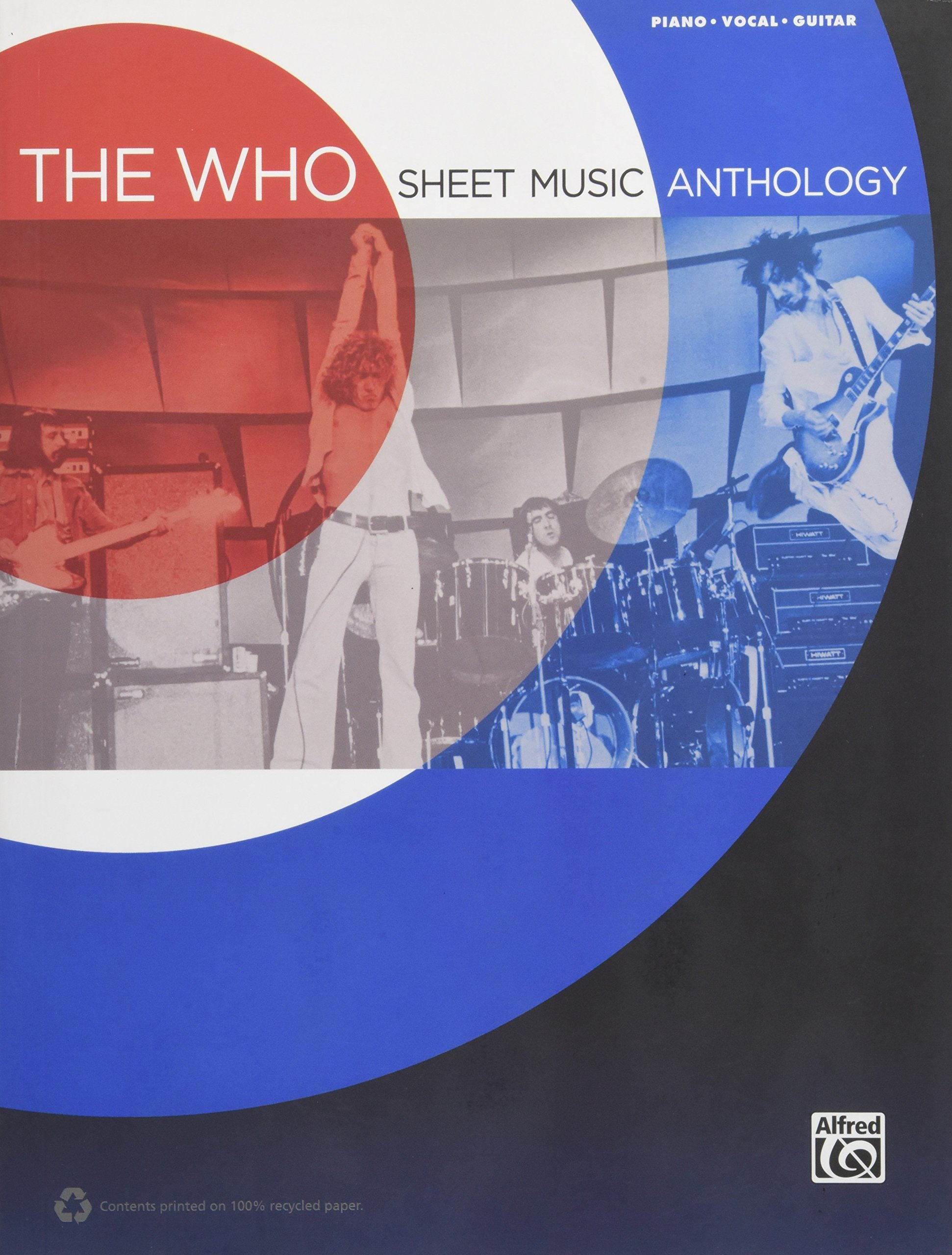 The who sheet music anthology pianovocalguitar the who the who sheet music anthology pianovocalguitar the who 9780739098455 amazon books hexwebz Image collections