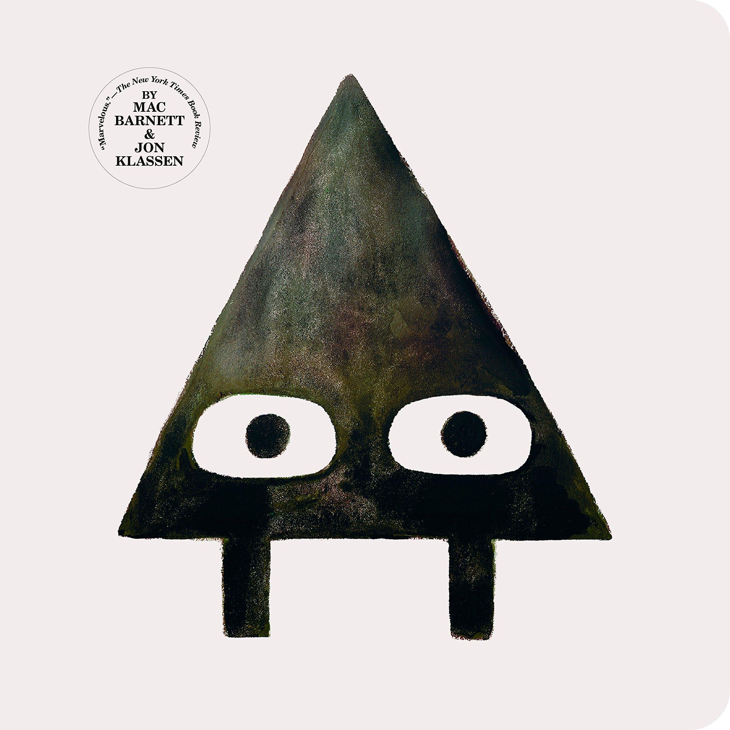 Triangle (Shape Trilogy): Mac Barnett, Jon Klassen: 9780763696030:  Amazon.com: Books