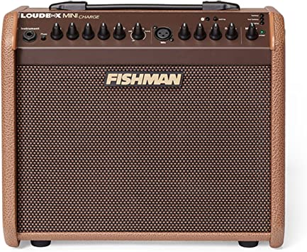 Amplificador para Guitarra acustica Fishman Loudbox Mini Charge ...
