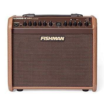 Amplificador para guitarra acustica Fishman Loudbox Mini Charge