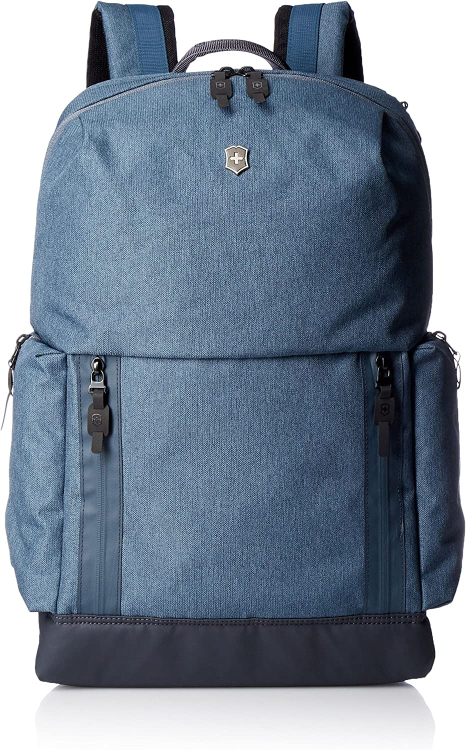 Victorinox Altmont Classic Deluxe Laptop Backpack with Bottle Opener, Blue, 18.9-inch