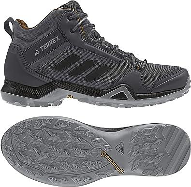 | adidas outdoor Men's Terrex AX3 Mid GTX Grey