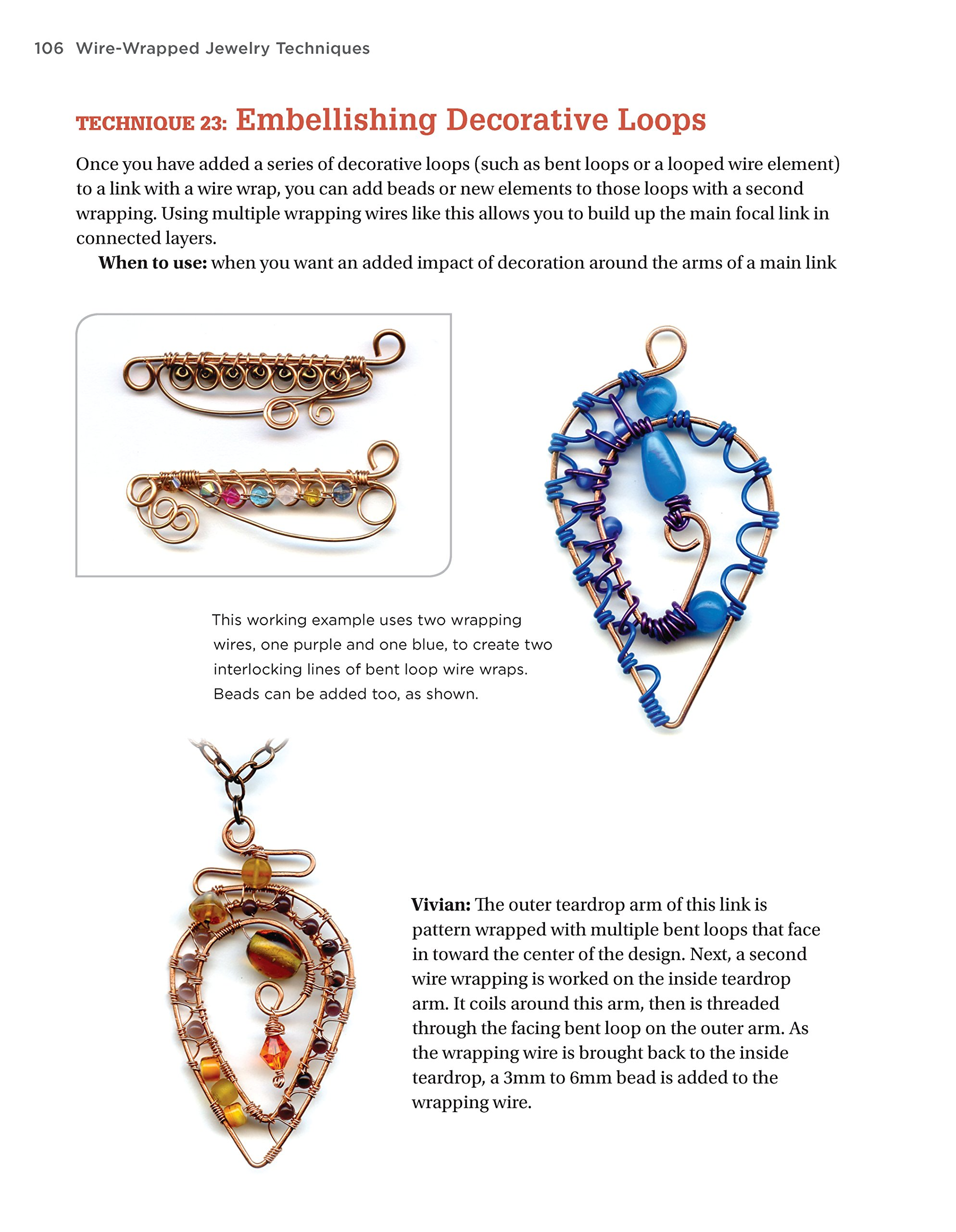 Astonishing Wire Wrap Jewelry Techniques Tools And Inspiration For Creating Wiring Database Xlexigelartorg