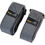 AceCamp Packing Strap 25mm Wide All purpose harness - high holding power, bike, outdoor, sport, gray