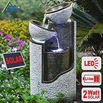 Fountain Pump Solar Powered Garden Fountain Set BRUNNEN U0026quot;Mermaidu0026quot;  Solar Powered