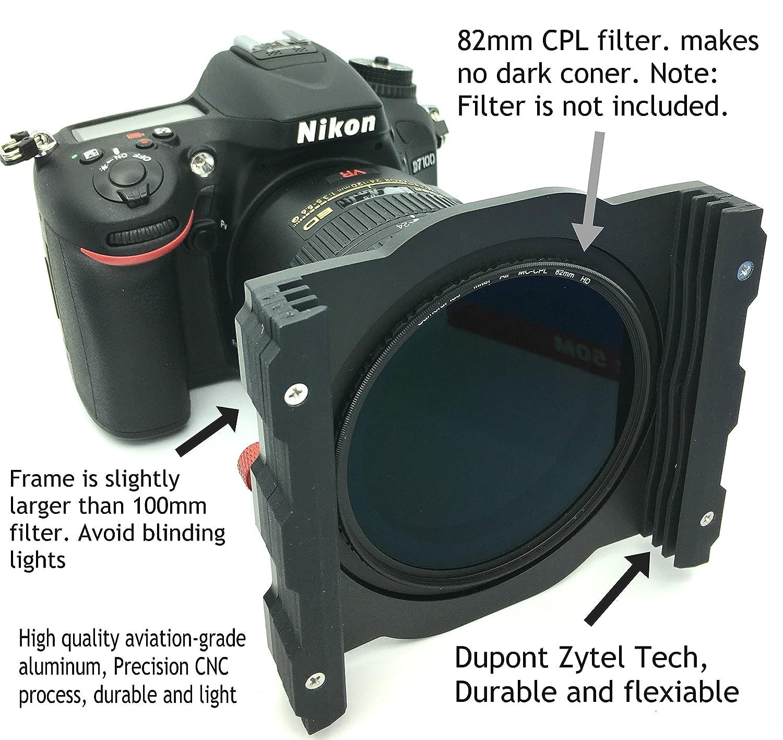 Soporte de filtro L100 compactado y ligero 100 mm: Amazon.es ...