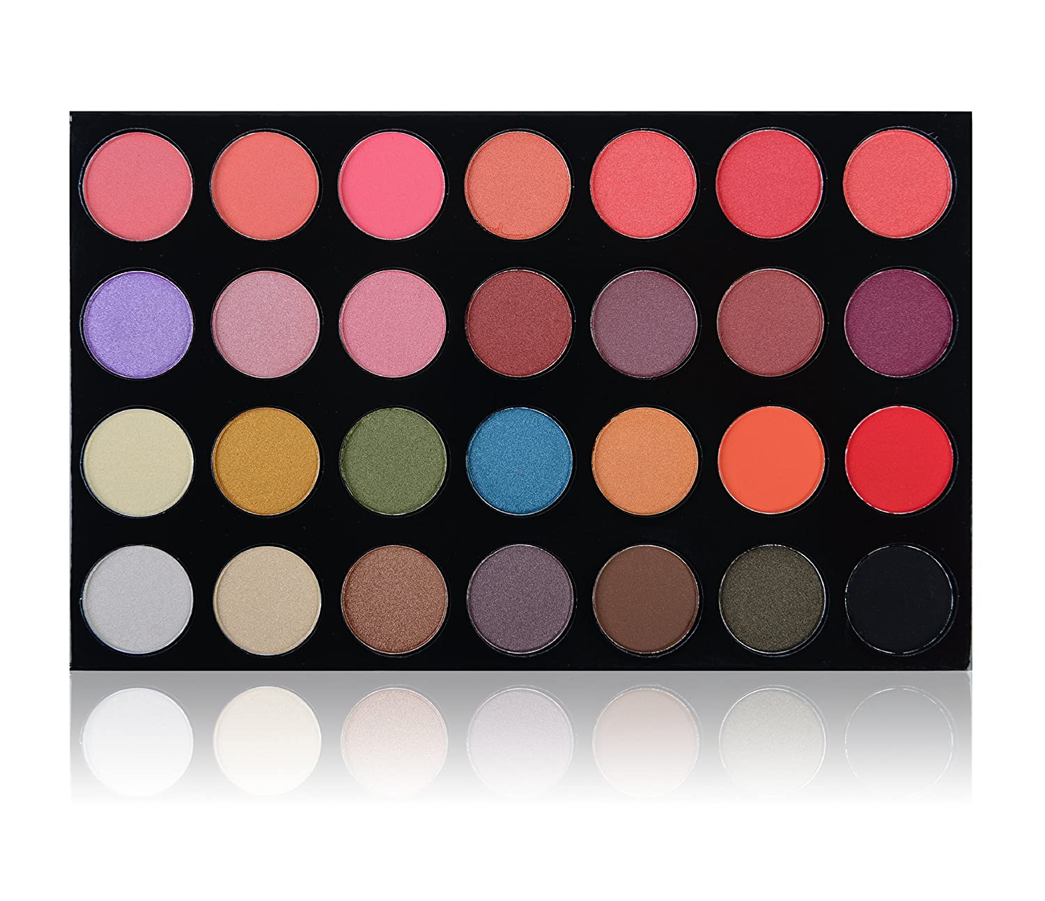 Shany The Masterpiece 28 Colors Ultra Shimmer Eyeshadow Palette /refill-' Party Hopper ' 0.10 Pounds ETRAVIS Inc CA SH-7L-009