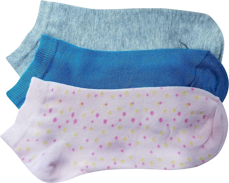 6 x Ladies Women Cotton Rich Design Pattern Trainer Socks