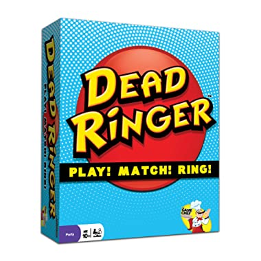 Dead Ringer - Fun Family Games - Perfect for Game Nights - Fun for All Ages
