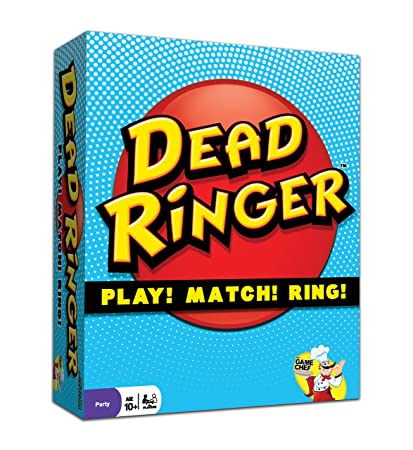 Amazon Com Dead Ringer Fun Family Games Fun For All Ages Toys
