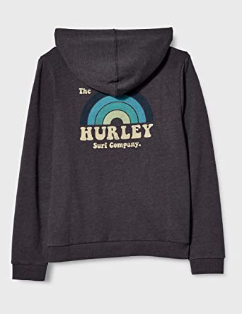 Hurley Suwak polarowy damski, idealny do surfingu: Odzież