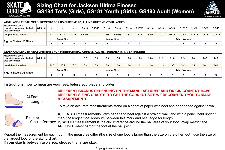 Purple GS181 Pink Fleece Jackson Ultima GS180 SoftSkate Womens Ice Skates // Blue