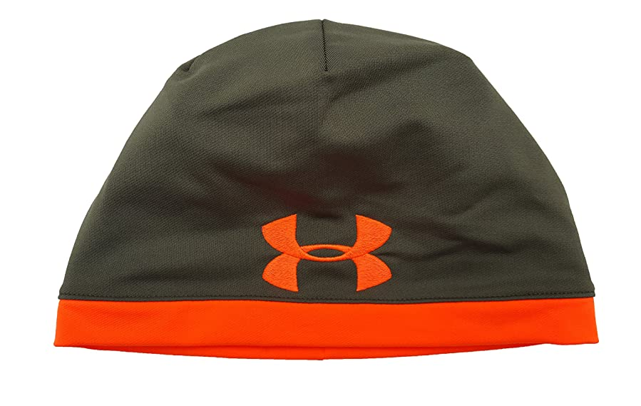 c575622fd97 ... store under armour hunting hat cap orange green 1247409 334 mens 358d4  faecc