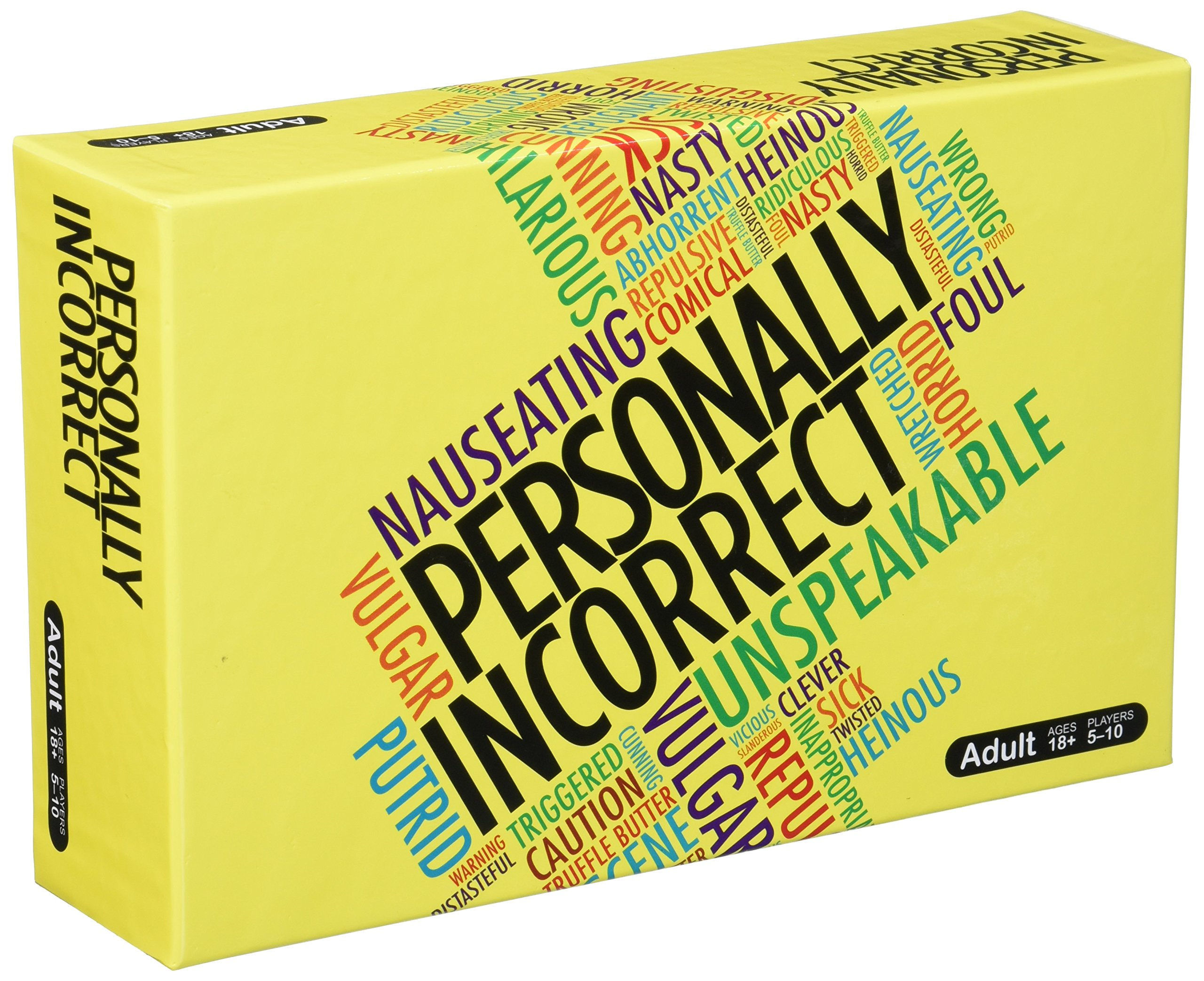 Personally Incorrect Expansion 2
