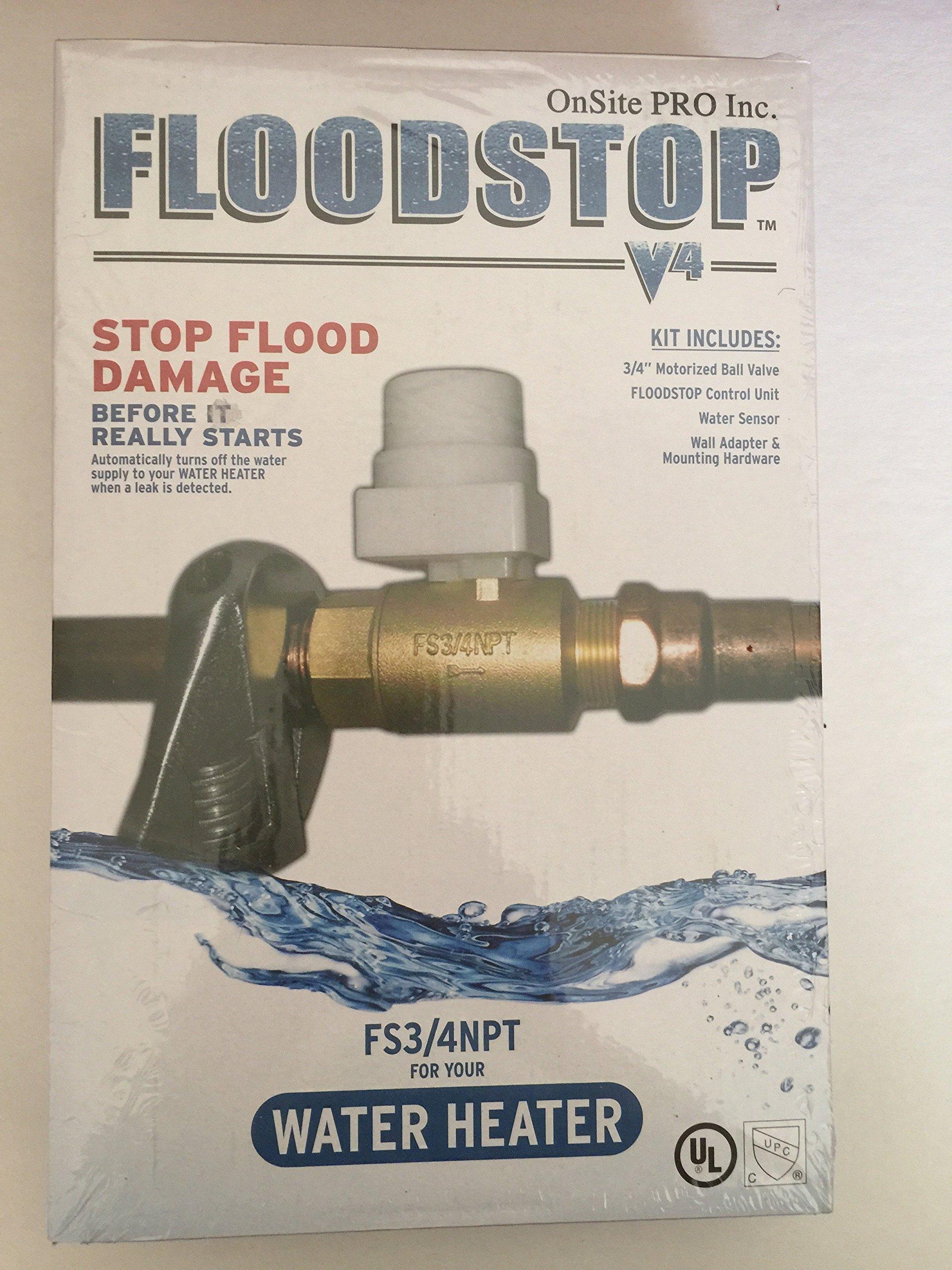 FLOODSTOP for Water Heater FS3/4NPT