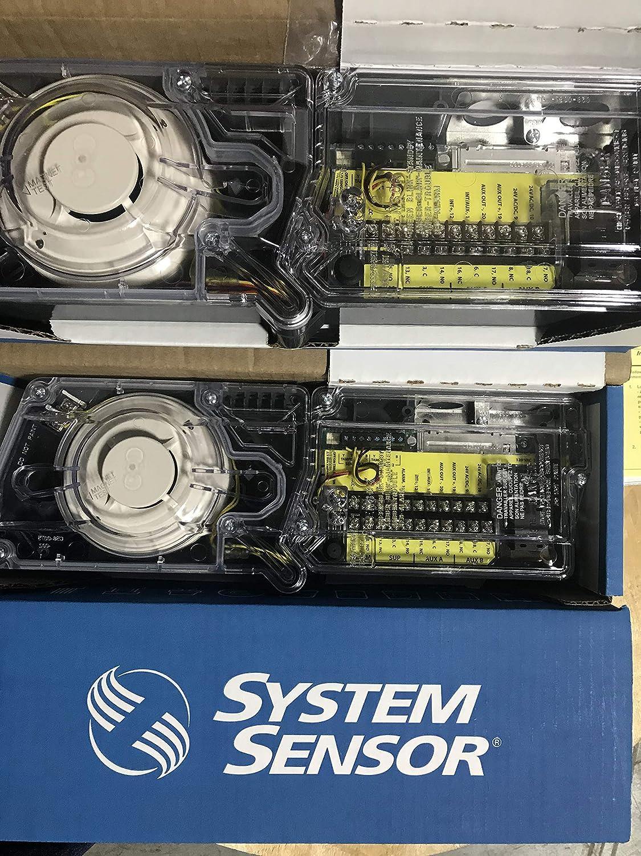 System Sensor D4120 Innovairflex 4 Wire Photo Duct Detector