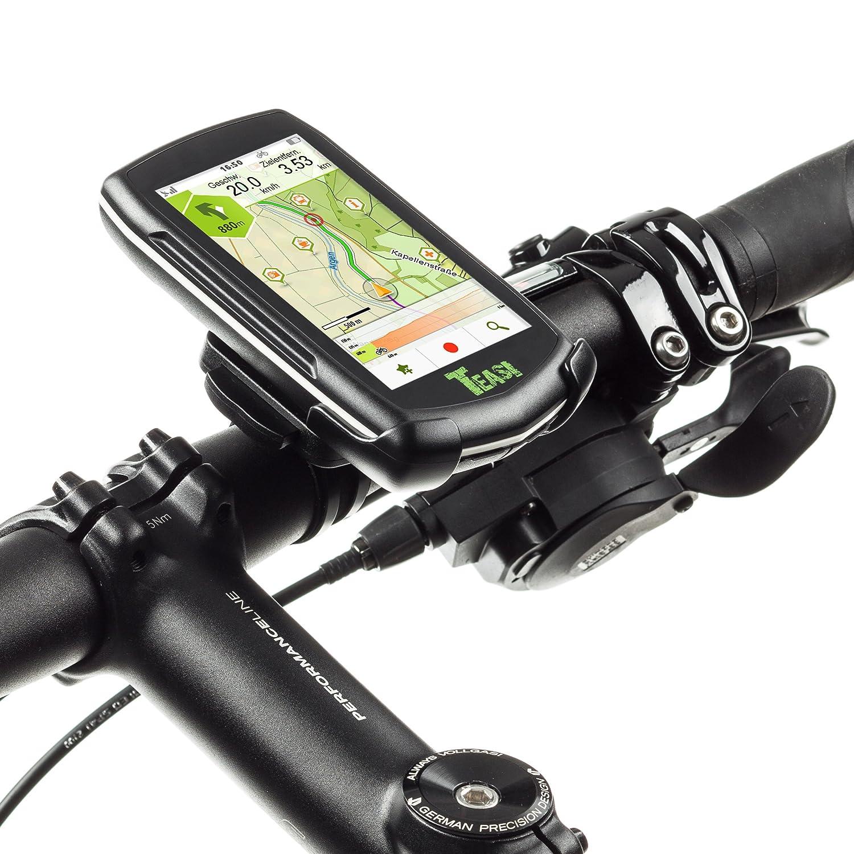 Unisex Adulto Teasi One 3 Extend GPS M Negro