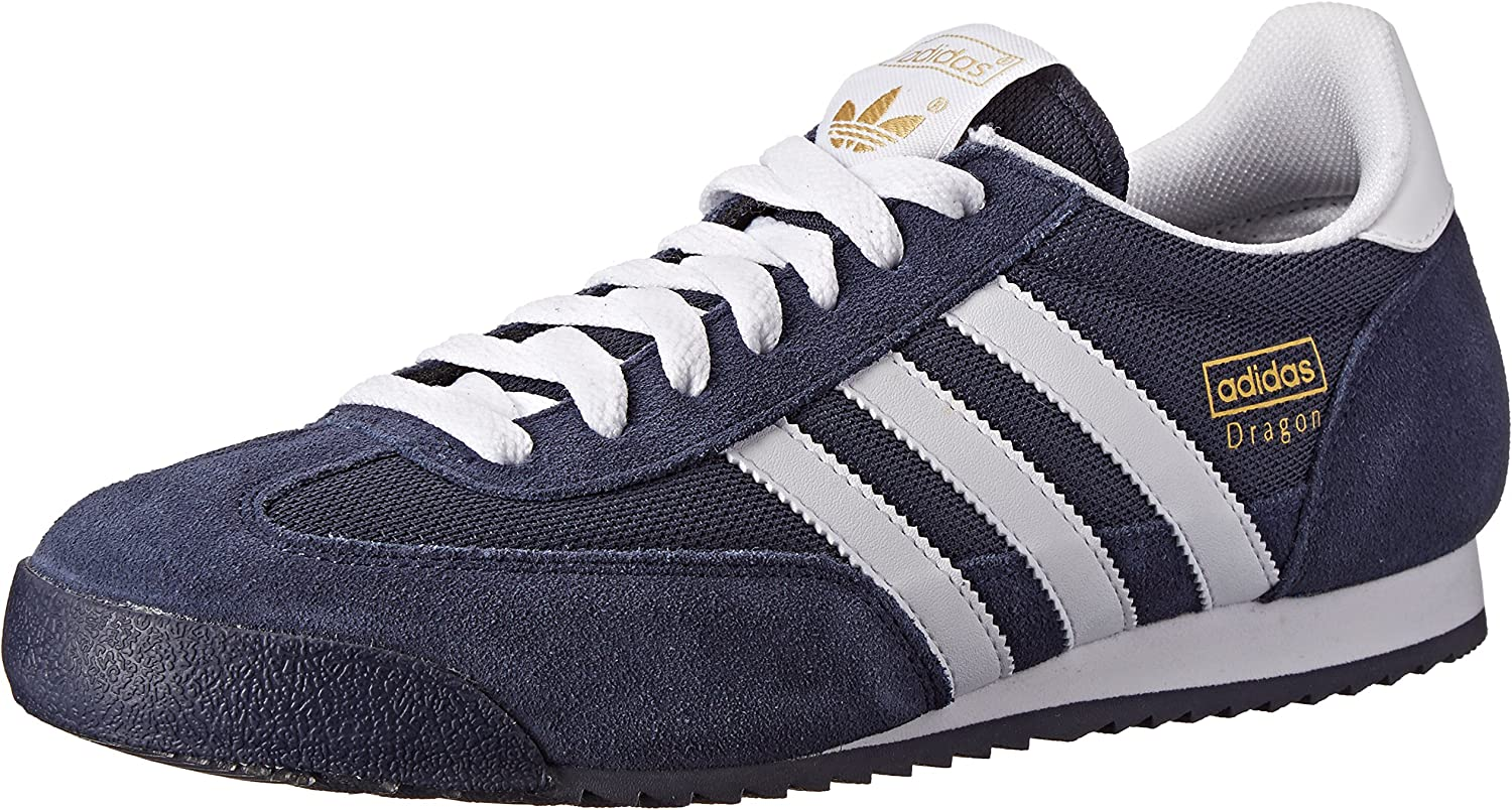 Sumamente elegante Tratamiento En la madrugada  Amazon.com | adidas Originals Men's Dragon Fashion Sneaker | Fitness &  Cross-Training