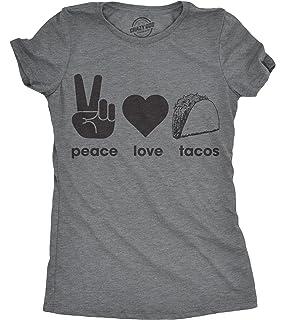 92cd4914 Amazon.com: Womens Fitness Taco Funny Gym T Shirt Cool Cinco De Mayo ...