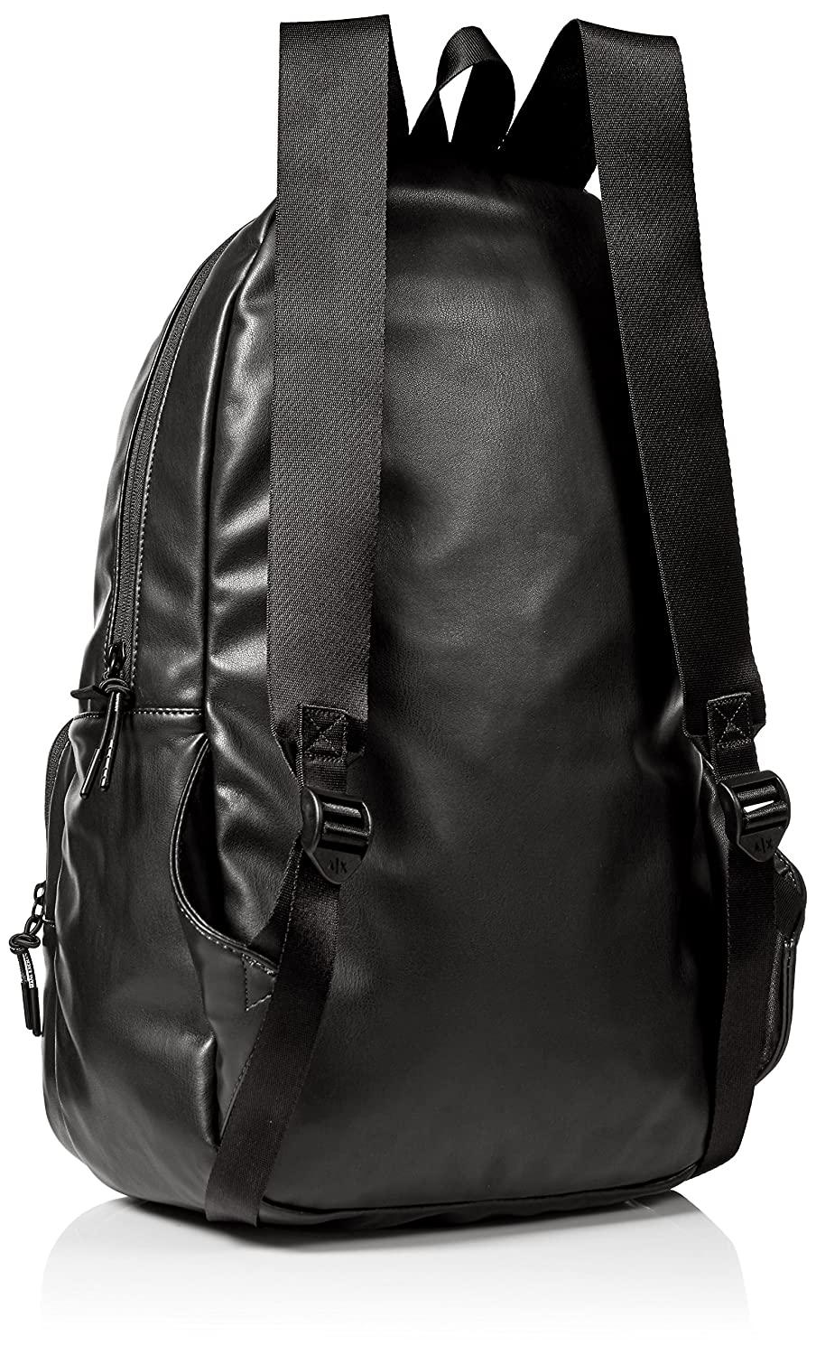 Amazon.com  Armani Exchange Men s Eco-Nappa Backpack, black gun metal TU   Clothing c522c026df
