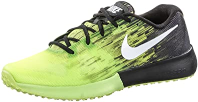 buy popular c7f2f 681be Nike Zoom Speed Trainer Men s Training Shoe, Black White Yellow, ...