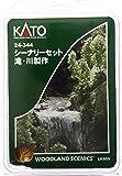 KATO シーナリーセット 滝・川製作 LK955 24-344 ジオラマ用品