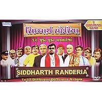 Siddharth Randeria in 12 different Avatars