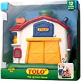 Amazon Com Tolo Toys Roller Ball Run Toys Amp Games