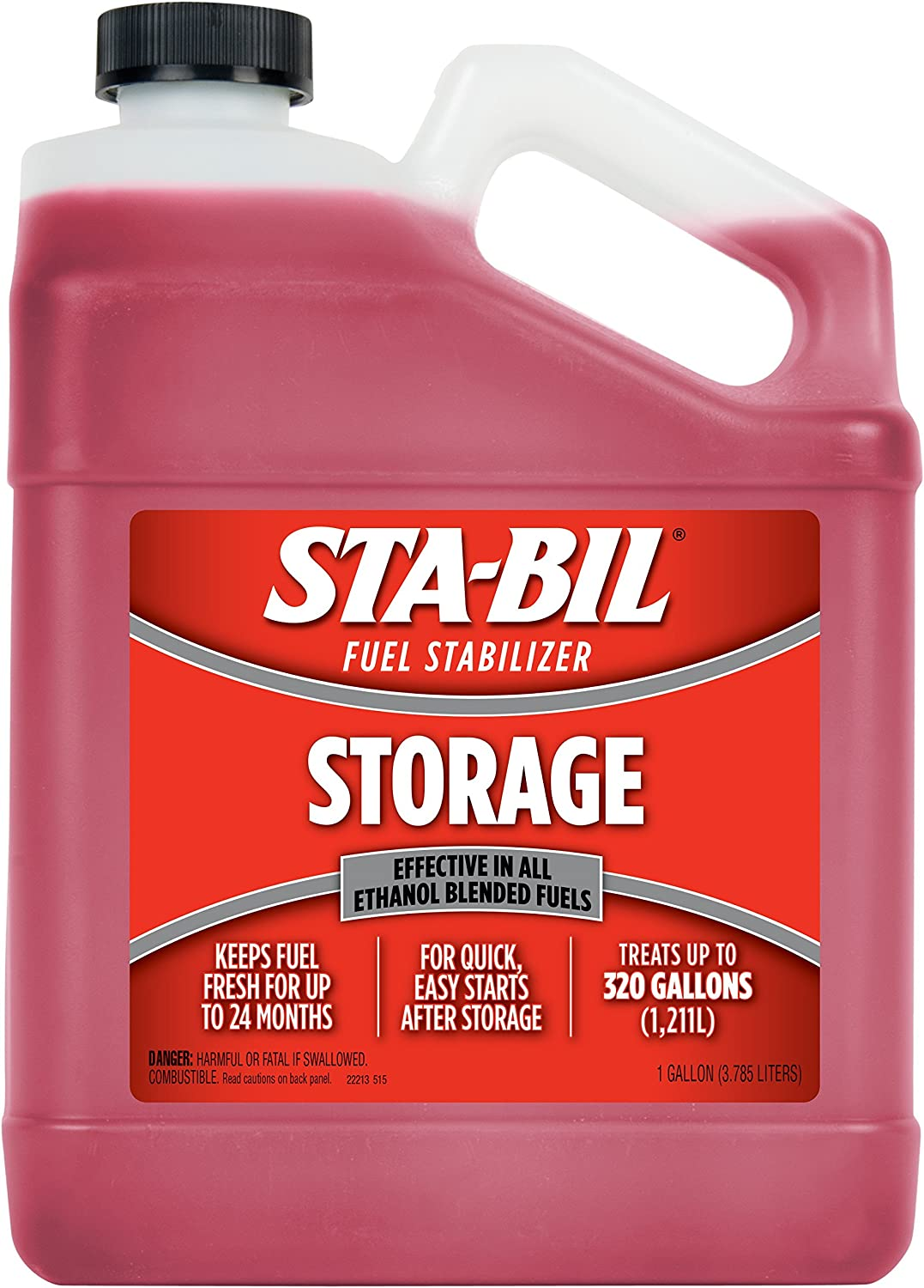 STA-BIL 22213 Fuel Stabilizer, 1 Gallon