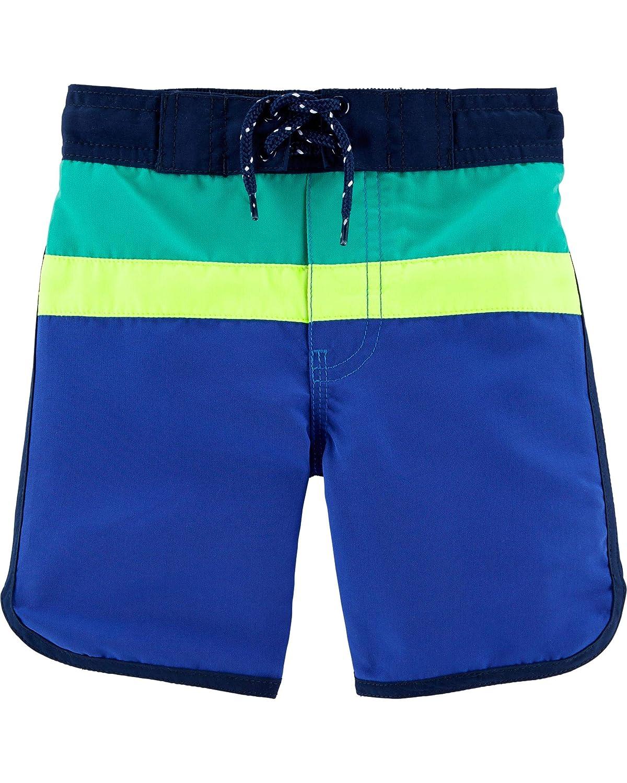 OshKosh BGosh Toddler Boys Swim Trunks Multiple Varieties