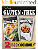 Gluten-Free Grilling Recipes and Gluten-Free Slow Cooker Recipes: 2 Book Combo (Going Gluten-Free) (English Edition)