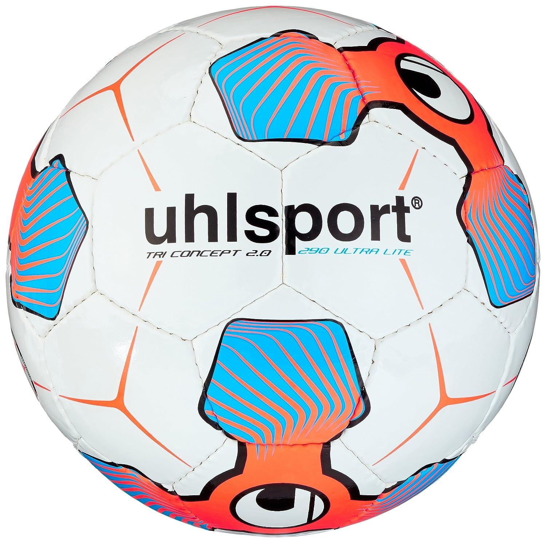 uhlsport Tri Concept 2.0 290 Ultra Lite Balones de Fútbol, Unisex ...